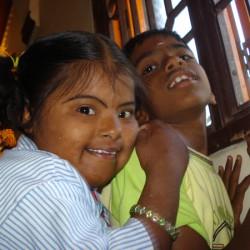 Ananda Day Care: gehandicapte kinderen in India