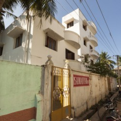 Kindertehuis in Pondicherry