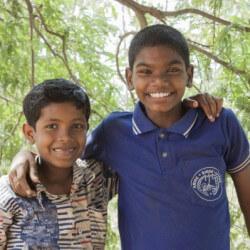 Ashok met Antony